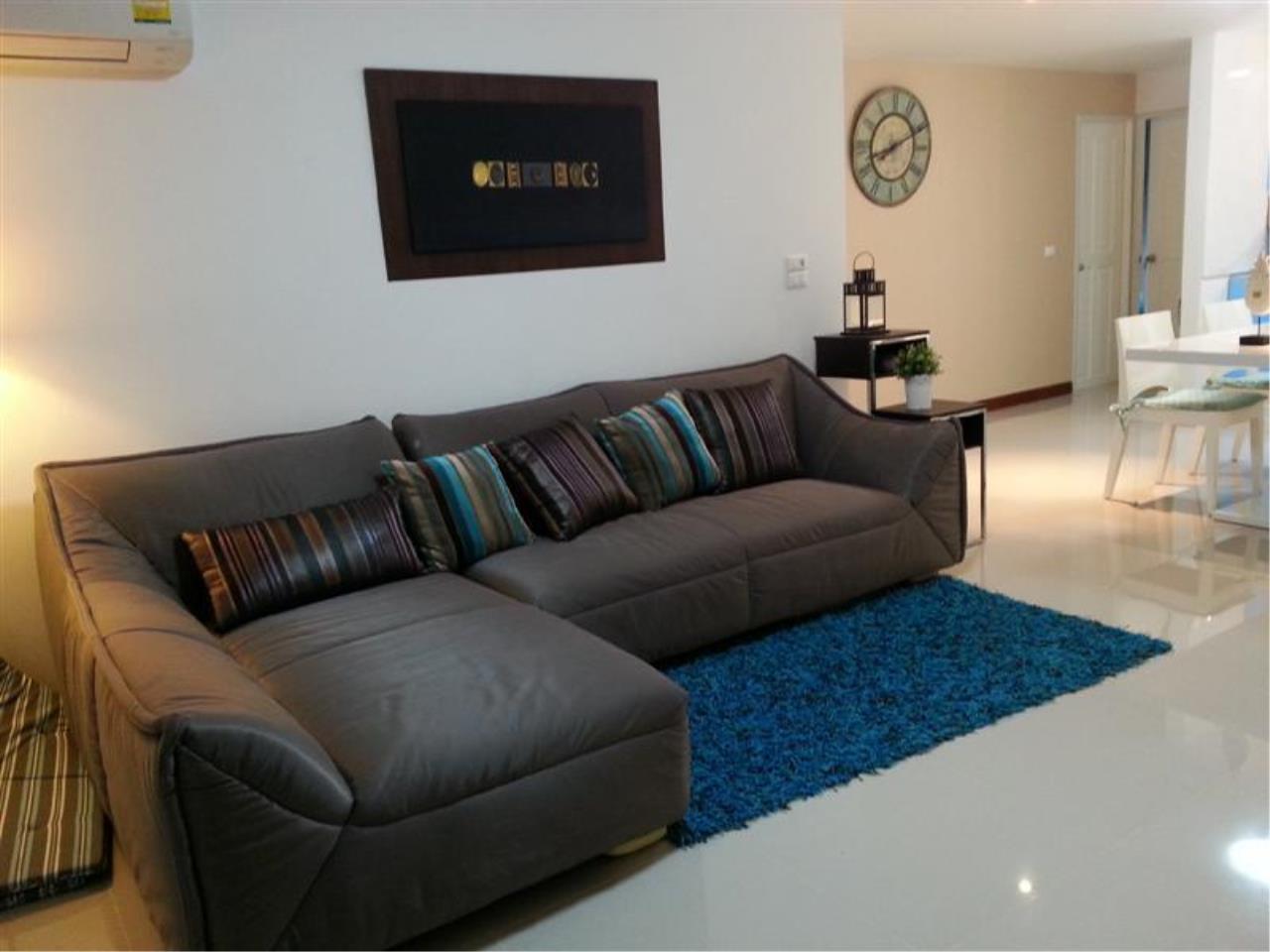 Agent - Phapayawarin Agency's For Rent***Rama Harbour View, Panoramic Sea View, Sriracha, 125 Sq.m., 2 Bedroom 2 Bathroom 19