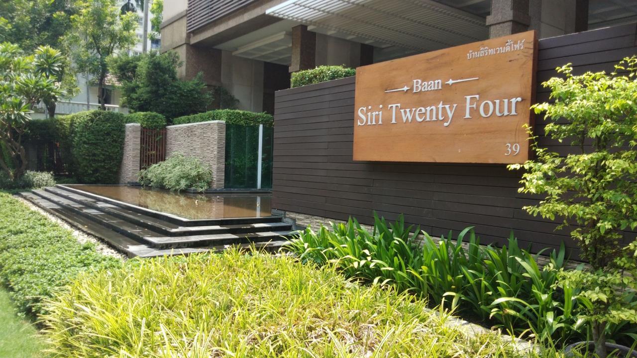 Agent - Phapayawarin Agency's Special Price! Siri Twenty four, Sukhumvit 24, 100 Sq.m., 2 bedrooms 2 bathrooms, BTS Phrom Phong  14