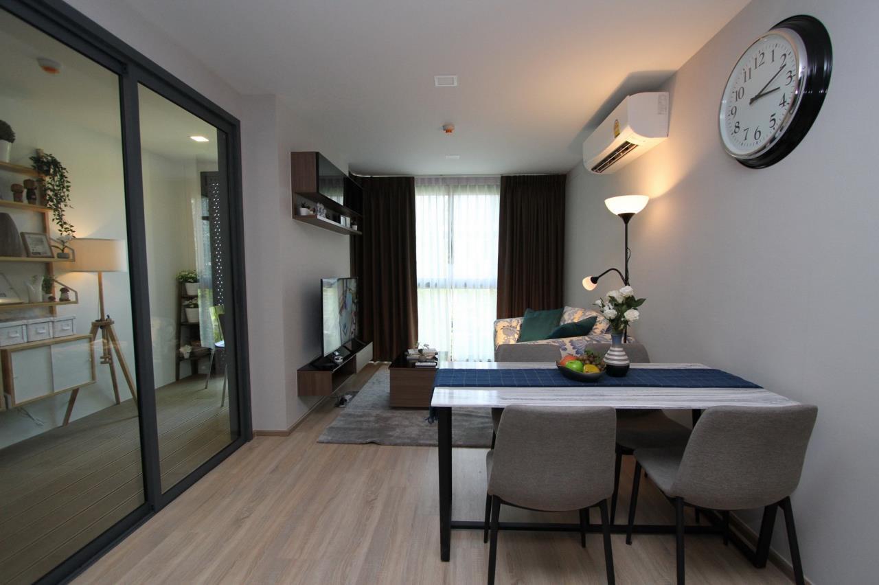Agent - Phapayawarin Agency's Taka HAUS Ekkamai 10 For Rent/Sale, 67.32 Sq.m., 2 bedrooms 2 bathrooms, BTS Ekkamai  5