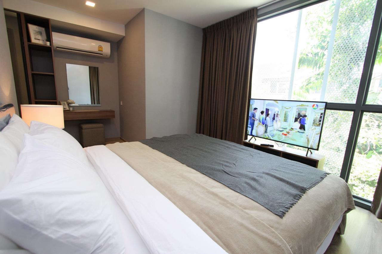 Agent - Phapayawarin Agency's Taka HAUS Ekkamai 10 For Rent/Sale, 67.32 Sq.m., 2 bedrooms 2 bathrooms, BTS Ekkamai  6