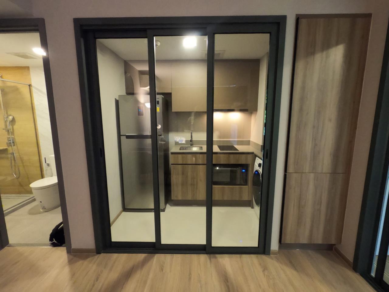 Agent - Phapayawarin Agency's Taka HAUS Ekkamai 10 For Rent/Sale, 67.32 Sq.m., 2 bedrooms 2 bathrooms, BTS Ekkamai  9