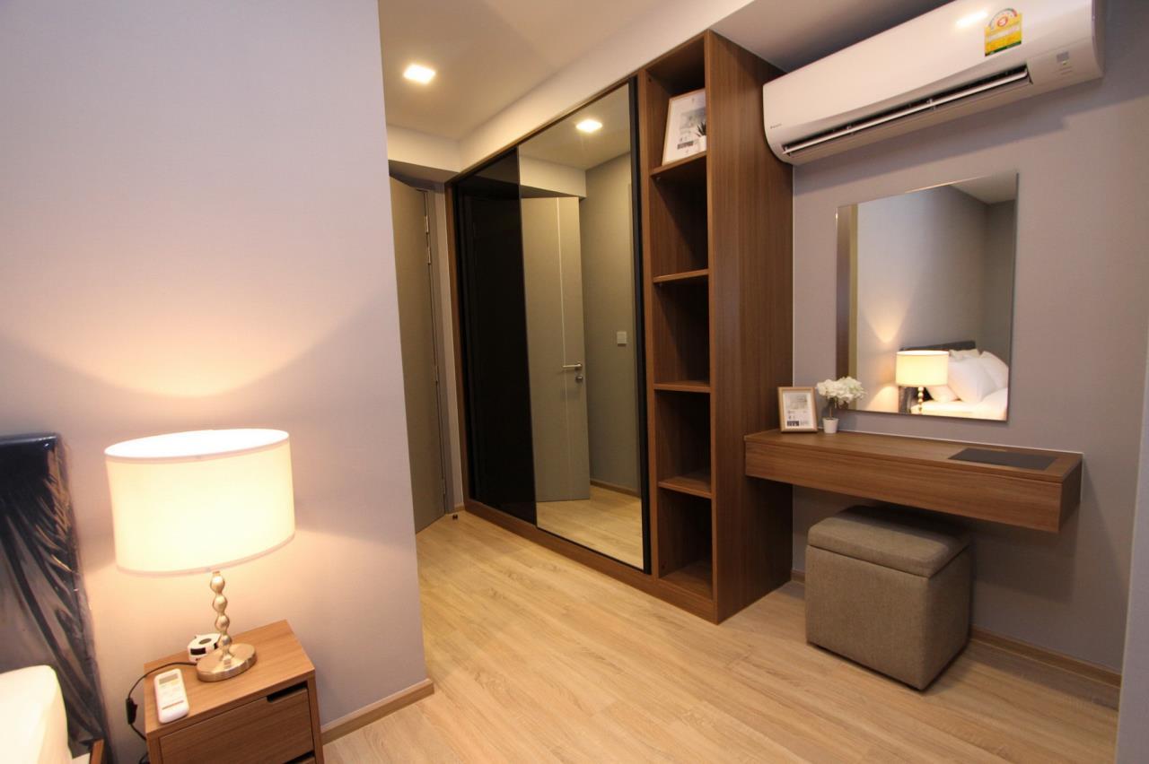 Agent - Phapayawarin Agency's Taka HAUS Ekkamai 10 For Rent/Sale, 67.32 Sq.m., 2 bedrooms 2 bathrooms, BTS Ekkamai  10