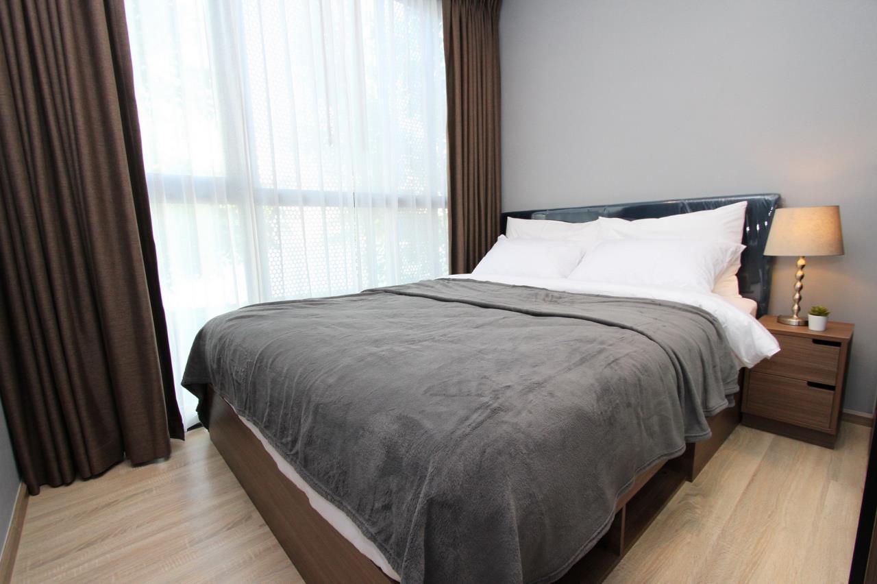 Agent - Phapayawarin Agency's Taka HAUS Ekkamai 10 For Rent/Sale, 67.32 Sq.m., 2 bedrooms 2 bathrooms, BTS Ekkamai  15