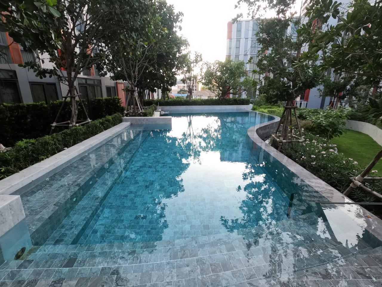 Agent - Phapayawarin Agency's Taka HAUS Ekkamai 10 For Rent/Sale, 67.32 Sq.m., 2 bedrooms 2 bathrooms, BTS Ekkamai  20