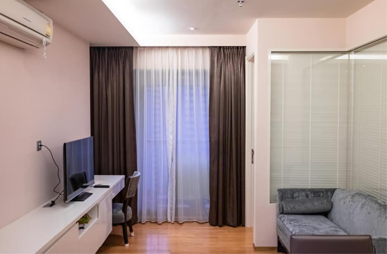 Agent - Phapayawarin Agency's H Sukhumvit 43 for Rent, 41 Sq.m., 1 Bedroom 1 Bathroom, BTS Phrom Phong 1
