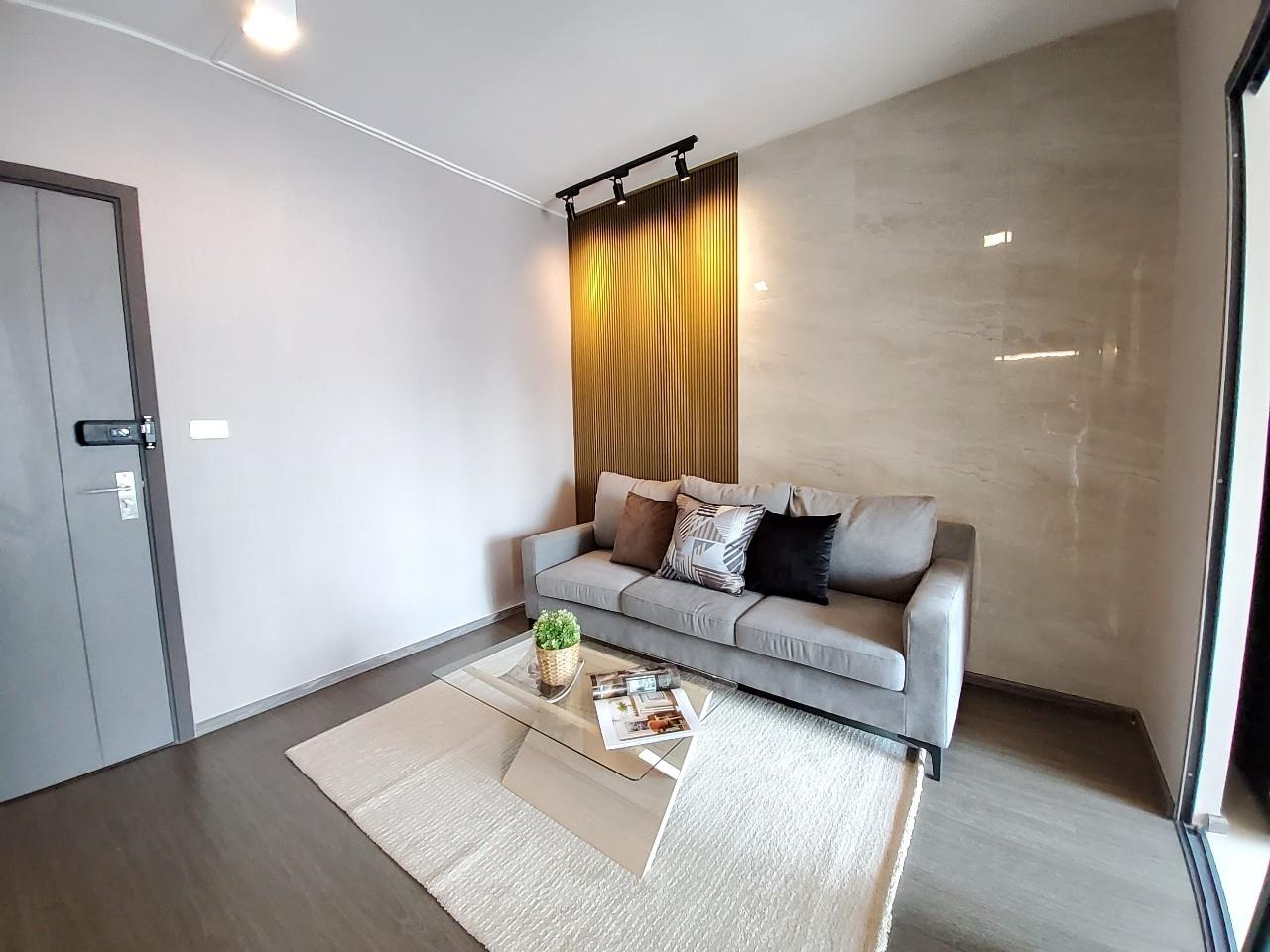 Agent - Phapayawarin Agency's Ideo Sukhumvit 93 for Rent, 33 Sq.m., 1 Bedroom 1 Bathroom, BTS Bang Chak 2