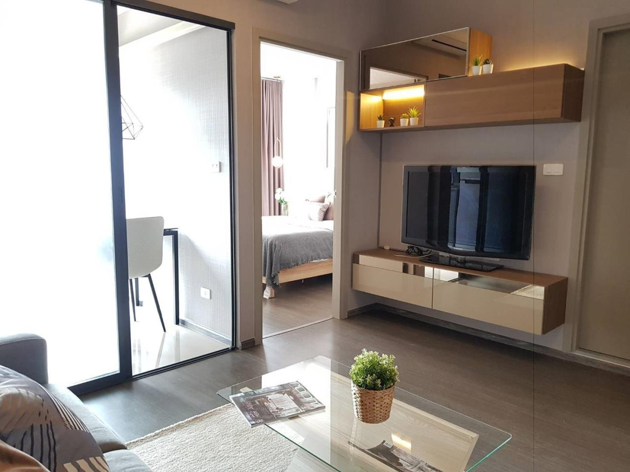 Agent - Phapayawarin Agency's Ideo Sukhumvit 93 for Rent, 33 Sq.m., 1 Bedroom 1 Bathroom, BTS Bang Chak 5