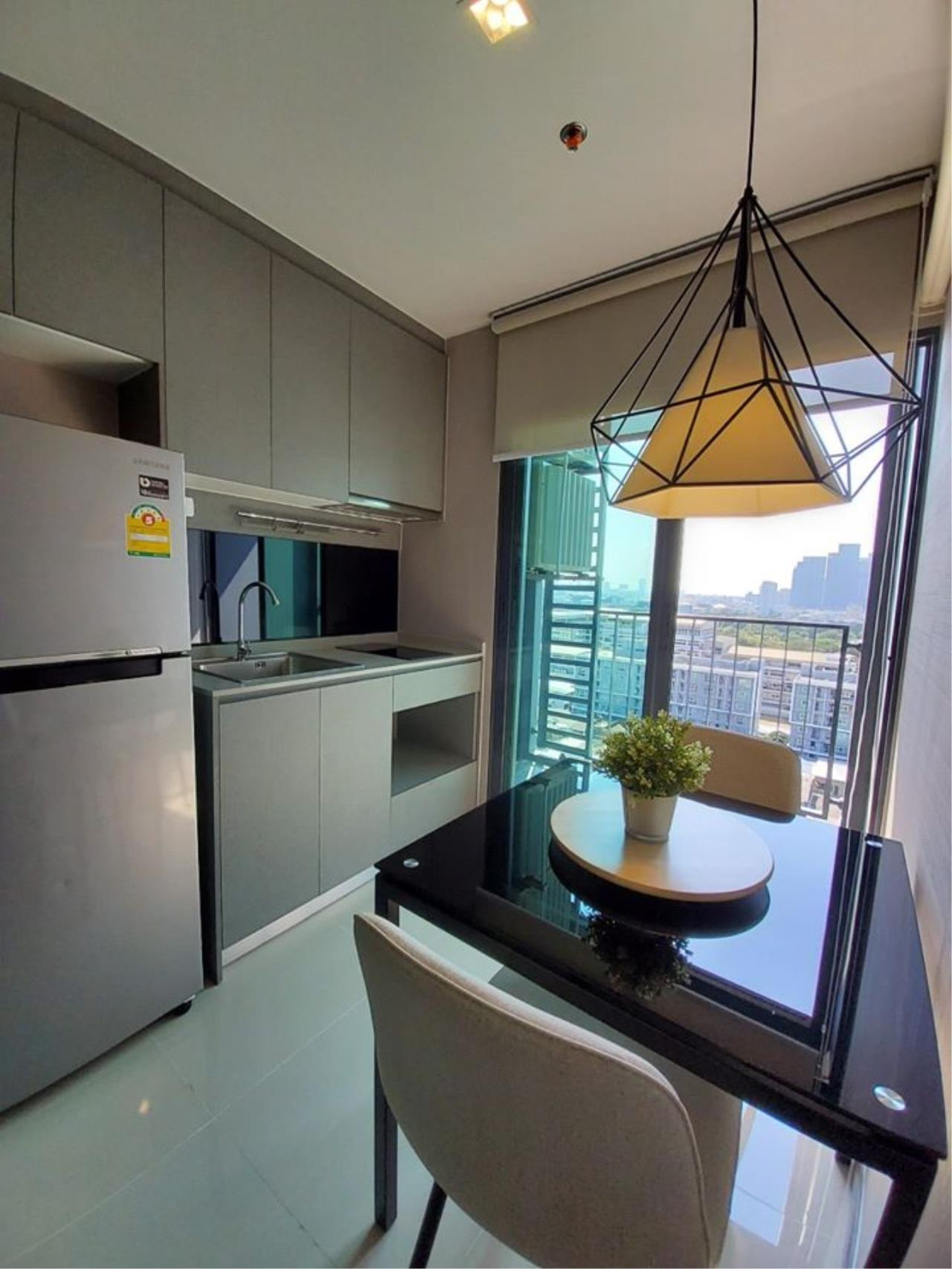 Agent - Phapayawarin Agency's Ideo Sukhumvit 93 for Rent, 33 Sq.m., 1 Bedroom 1 Bathroom, BTS Bang Chak 6