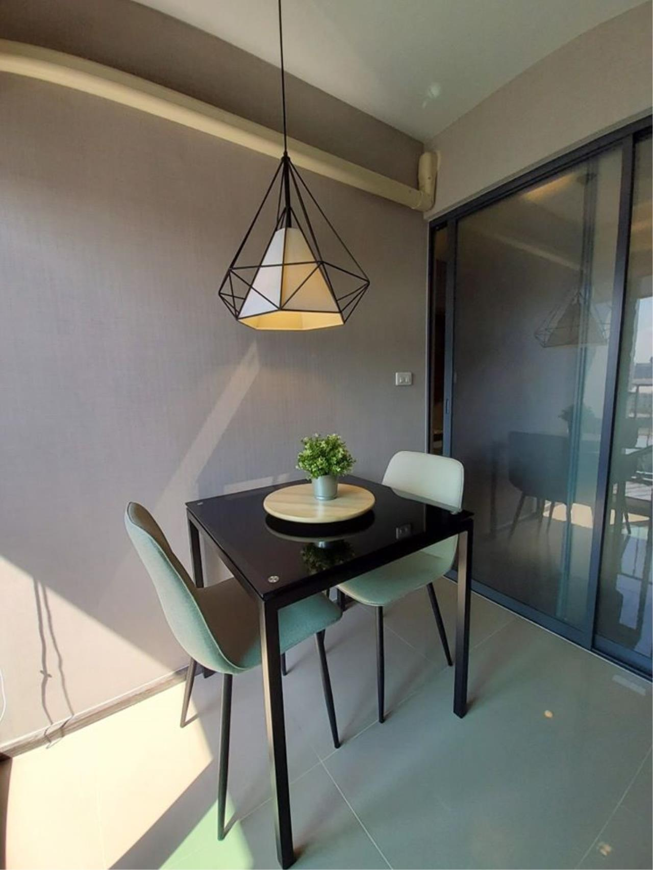 Agent - Phapayawarin Agency's Ideo Sukhumvit 93 for Rent, 33 Sq.m., 1 Bedroom 1 Bathroom, BTS Bang Chak 7