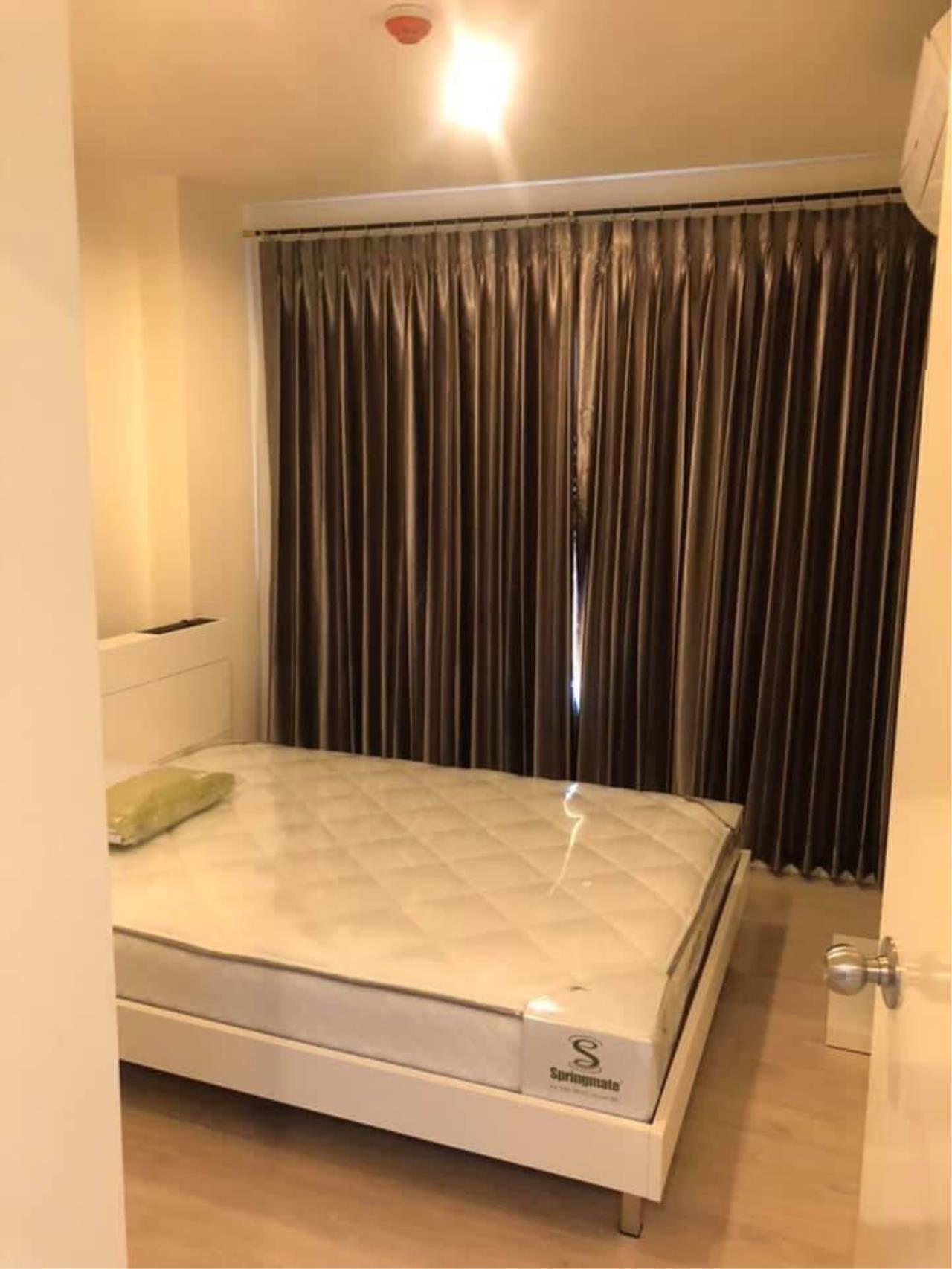 Agent - Phapayawarin Agency's Aspire Sathorn - Thapra for Rent, 1 Bedroom 1 Bathroom, 30.5 Sq.m., BTS Talat Phlu 4
