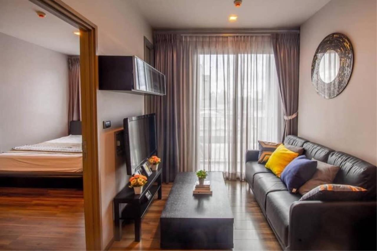 Agent - Phapayawarin Agency's Ceil by sansiri for Rent, Ekamai 12, 1 Bedroom 1 Bathroom, 34 Sq.m., BTS Ekkamai 1