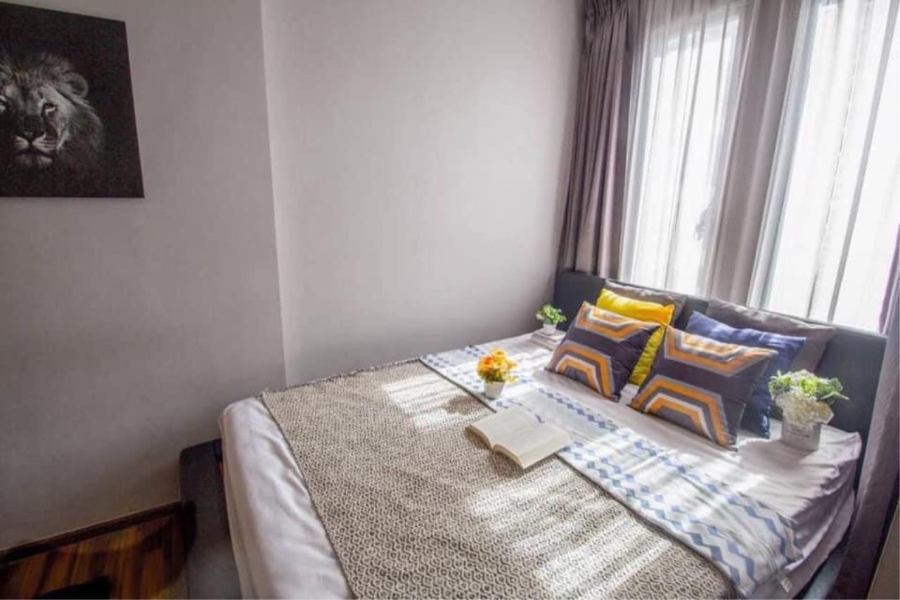 Agent - Phapayawarin Agency's Ceil by sansiri for Rent, Ekamai 12, 1 Bedroom 1 Bathroom, 34 Sq.m., BTS Ekkamai 4