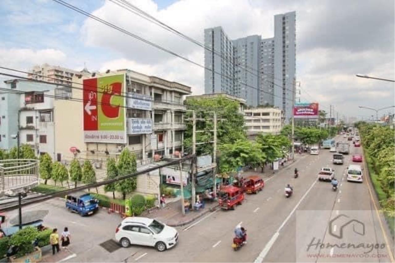 Agent - Phapayawarin Agency's ISSI Condo Suksawat for Sale, 1 Bedroom 1 Bathroom, 25 Sq.m. 12