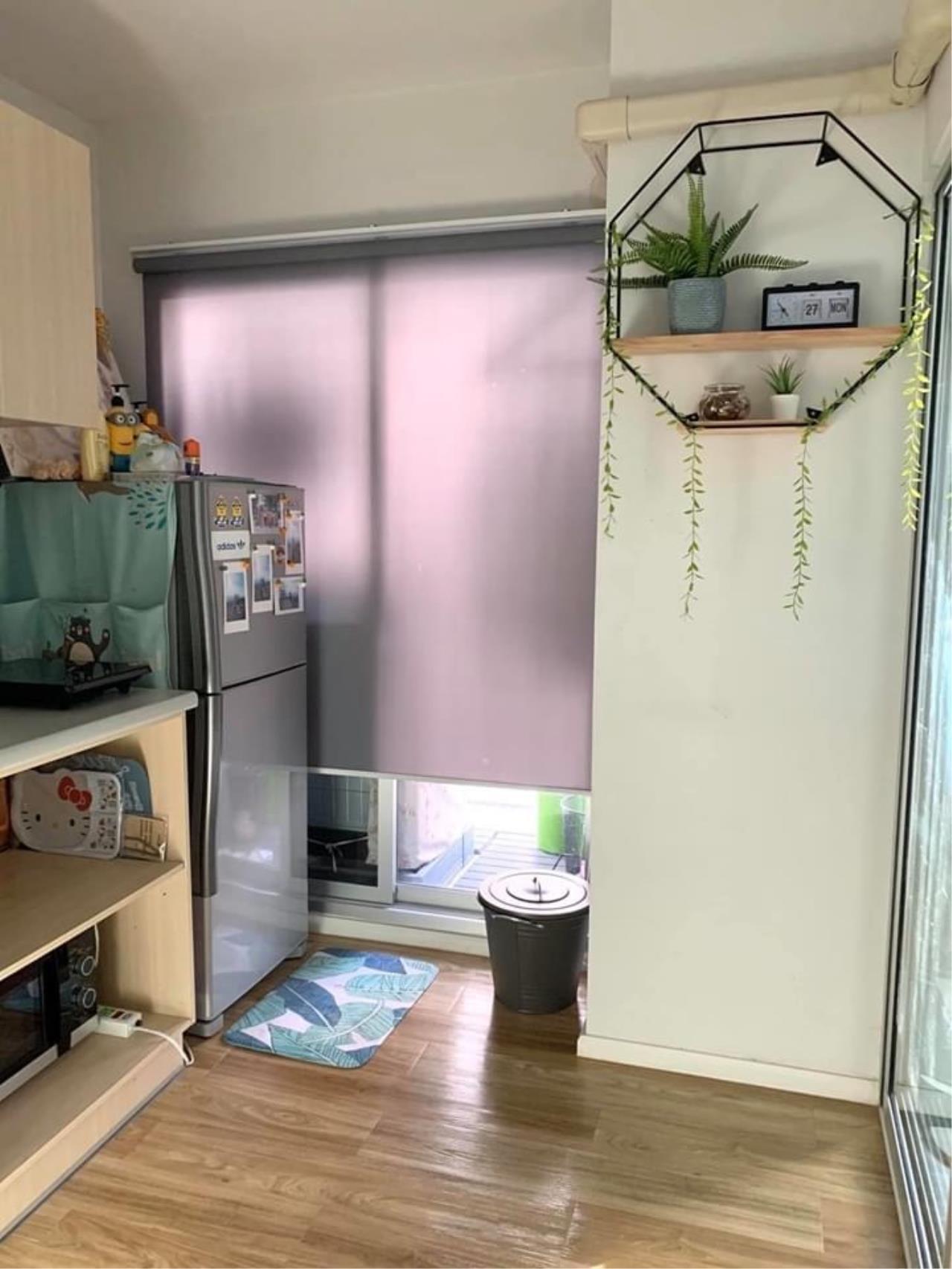 Agent - Phapayawarin Agency's ISSI Condo Suksawat for Sale, 1 Bedroom 1 Bathroom, 25 Sq.m. 5