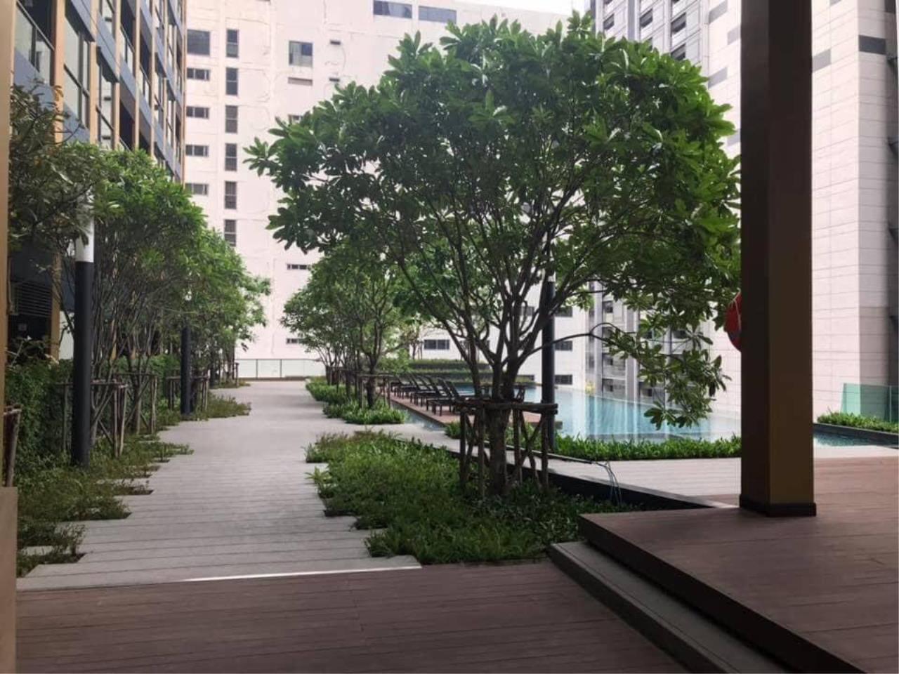 Agent - Phapayawarin Agency's Lumpini Suite Phetchaburi-Makkasan for Rent, Studio, 24 Sq.m., MRT Phetchaburi 6