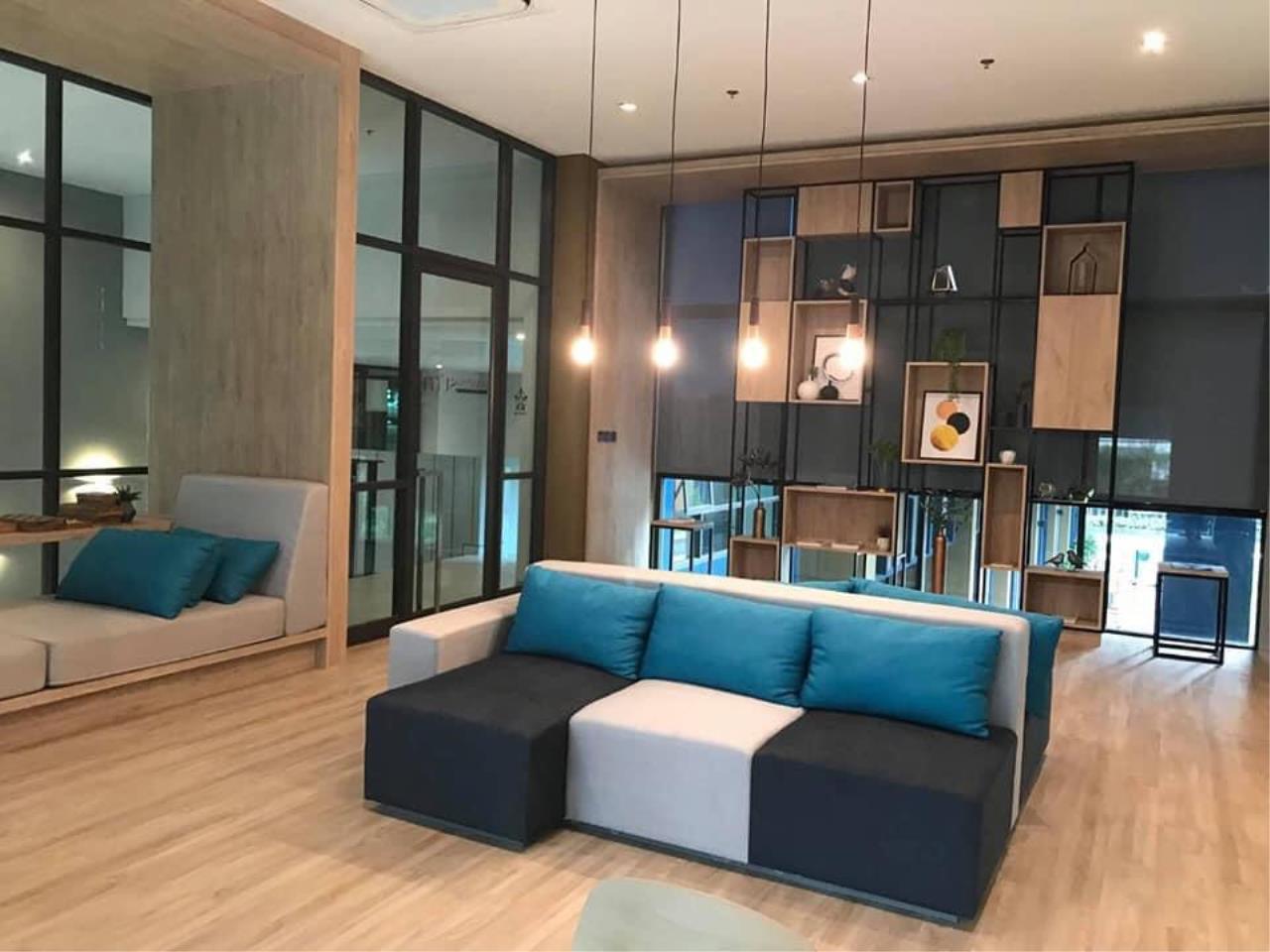 Agent - Phapayawarin Agency's Lumpini Suite Phetchaburi-Makkasan for Rent, Studio, 24 Sq.m., MRT Phetchaburi 9