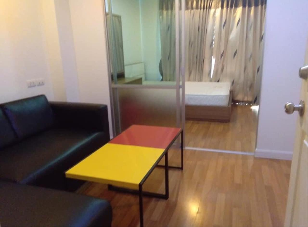 Agent - Phapayawarin Agency's Lumpini Park Riverside Rama 3 for Rent, 1 bedroom 1 bathroom, 27 Sq.m., BRT Wat Dokmai Station 1