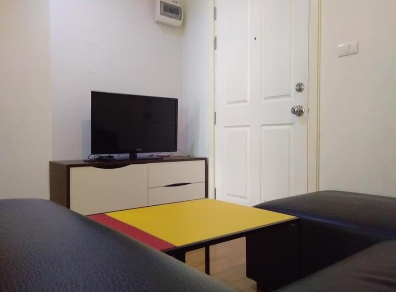 Agent - Phapayawarin Agency's Lumpini Park Riverside Rama 3 for Rent, 1 bedroom 1 bathroom, 27 Sq.m., BRT Wat Dokmai Station 2