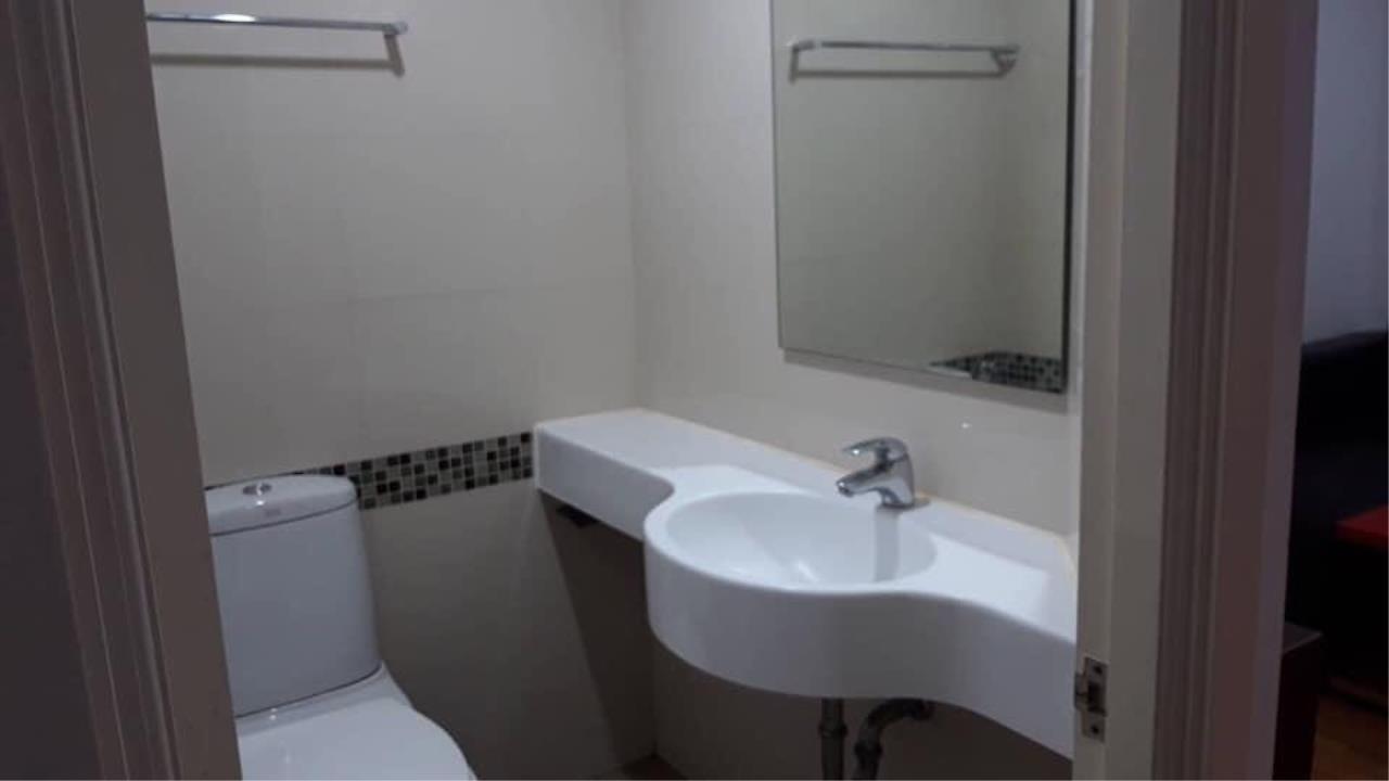 Agent - Phapayawarin Agency's Lumpini Park Riverside Rama 3 for Rent, 1 bedroom 1 bathroom, 27 Sq.m., BRT Wat Dokmai Station 7