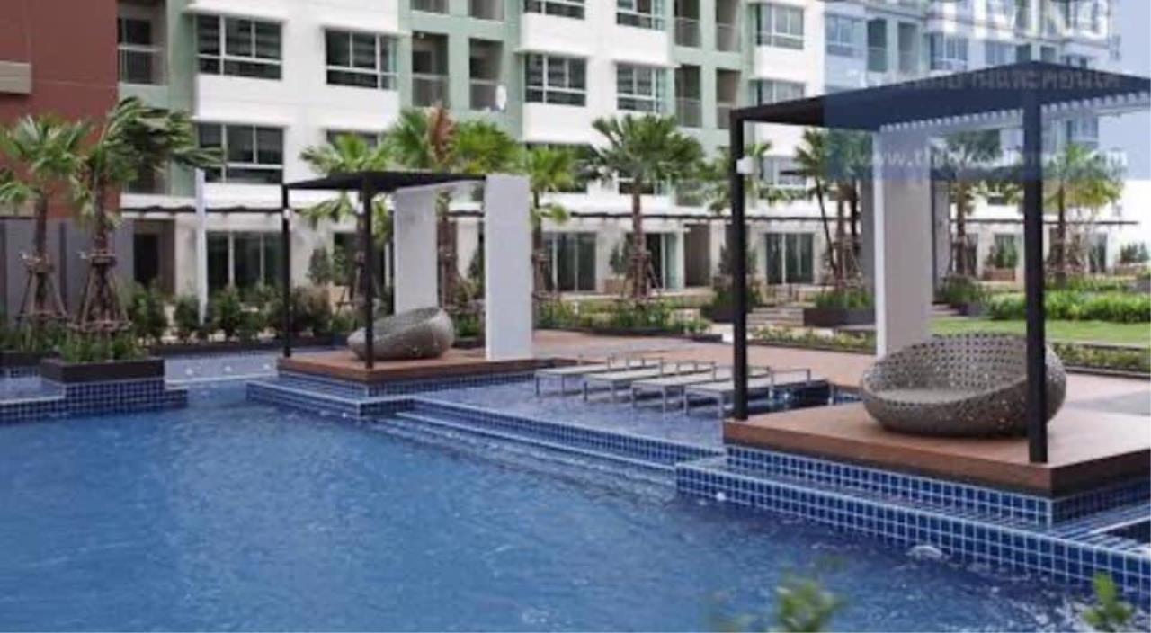 Agent - Phapayawarin Agency's Lumpini Park Riverside Rama 3 for Rent, 1 bedroom 1 bathroom, 27 Sq.m., BRT Wat Dokmai Station 8