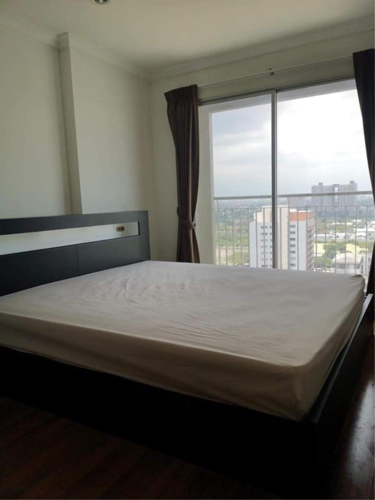Agent - Phapayawarin Agency's Lumpini Place Rama IX-Ratchada for Rent, 1 Bedroom 1 Bathroom, 38 Sq.m., MRT Phraram 9  4