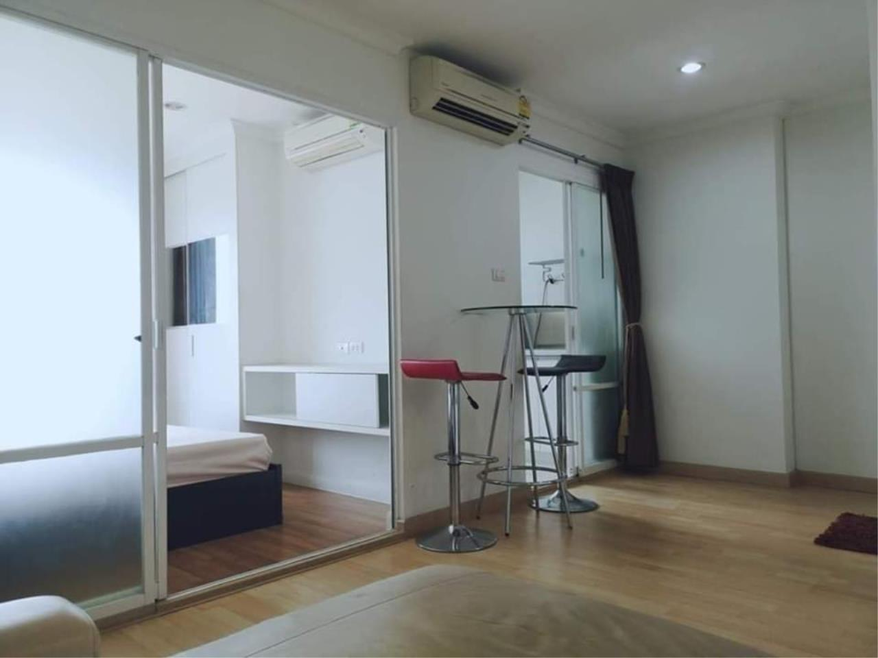 Agent - Phapayawarin Agency's Lumpini Place Rama IX-Ratchada for Rent, 1 Bedroom 1 Bathroom, 38 Sq.m., MRT Phraram 9  8