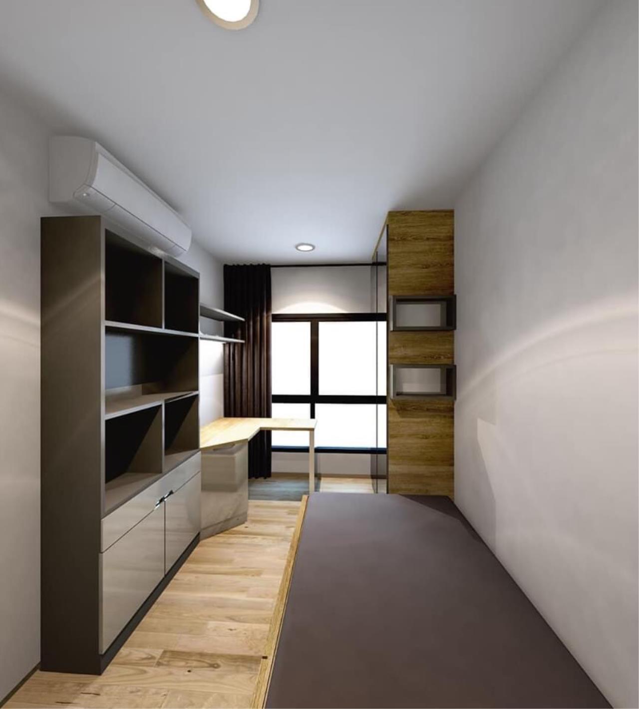 Agent - Phapayawarin Agency's Ideo Q Chula-Samyan for Sale, 2 Bedrooms 1 Bathroom, 50 Sq.m., MRT Sam Yan 2