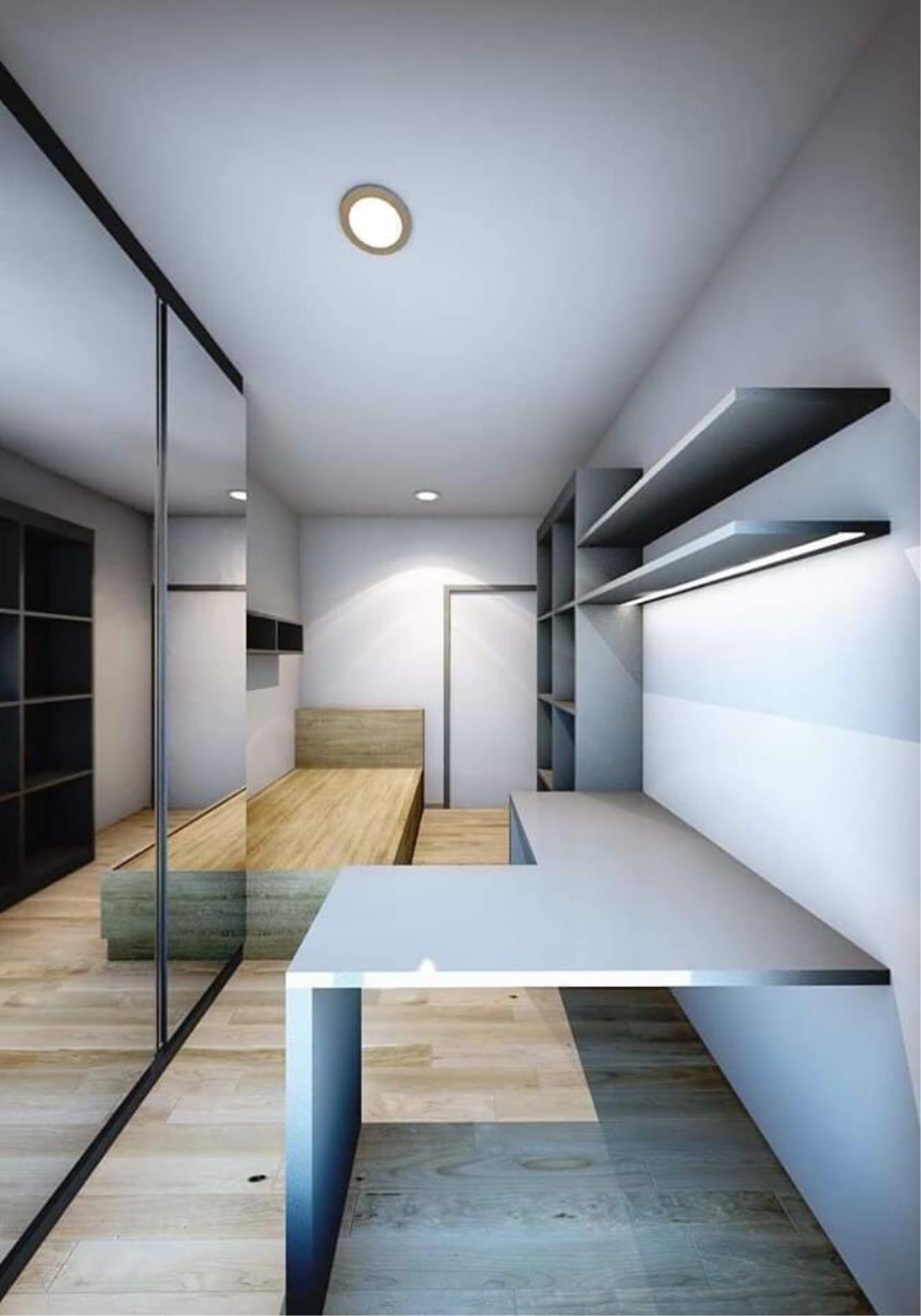 Agent - Phapayawarin Agency's Ideo Q Chula-Samyan for Sale, 2 Bedrooms 1 Bathroom, 50 Sq.m., MRT Sam Yan 4