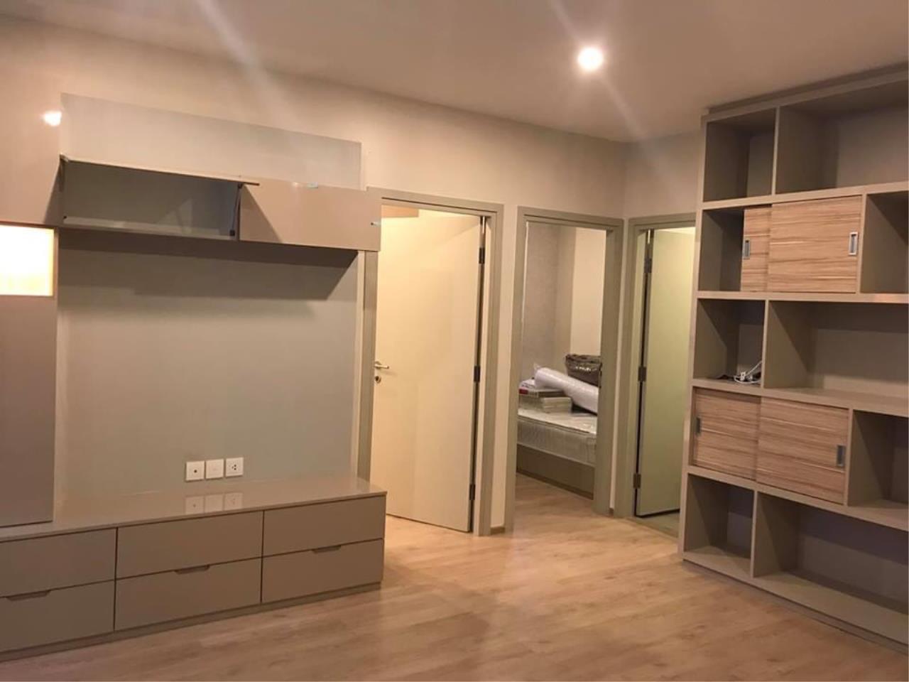Agent - Phapayawarin Agency's Ideo Q Chula-Samyan for Sale, 2 Bedrooms 1 Bathroom, 50 Sq.m., MRT Sam Yan 7