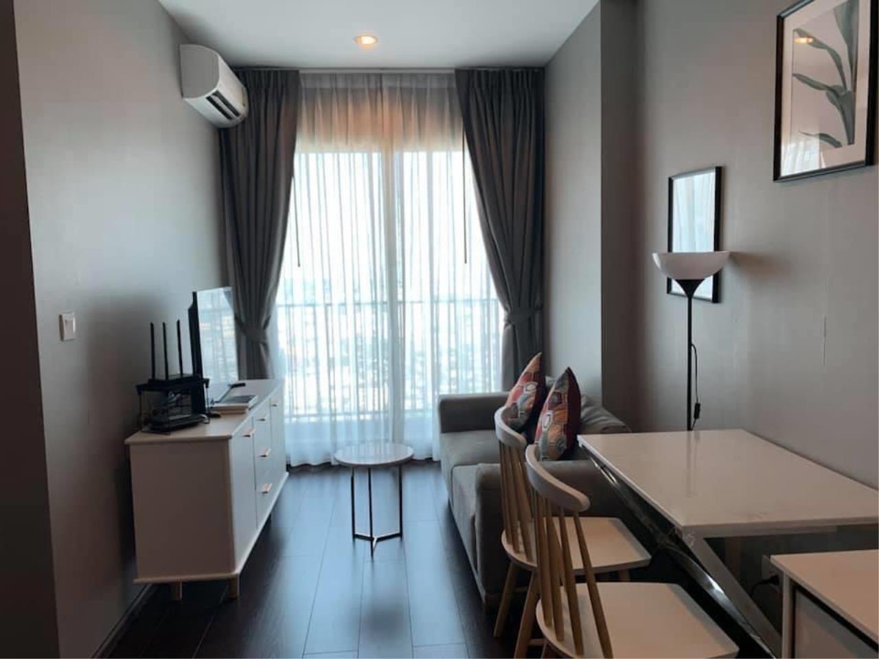 Agent - Phapayawarin Agency's C Ekkamai for Rent, 1 Bedroom 1 Bathroom, 32 Sq.m., BTS Ekkamai   1