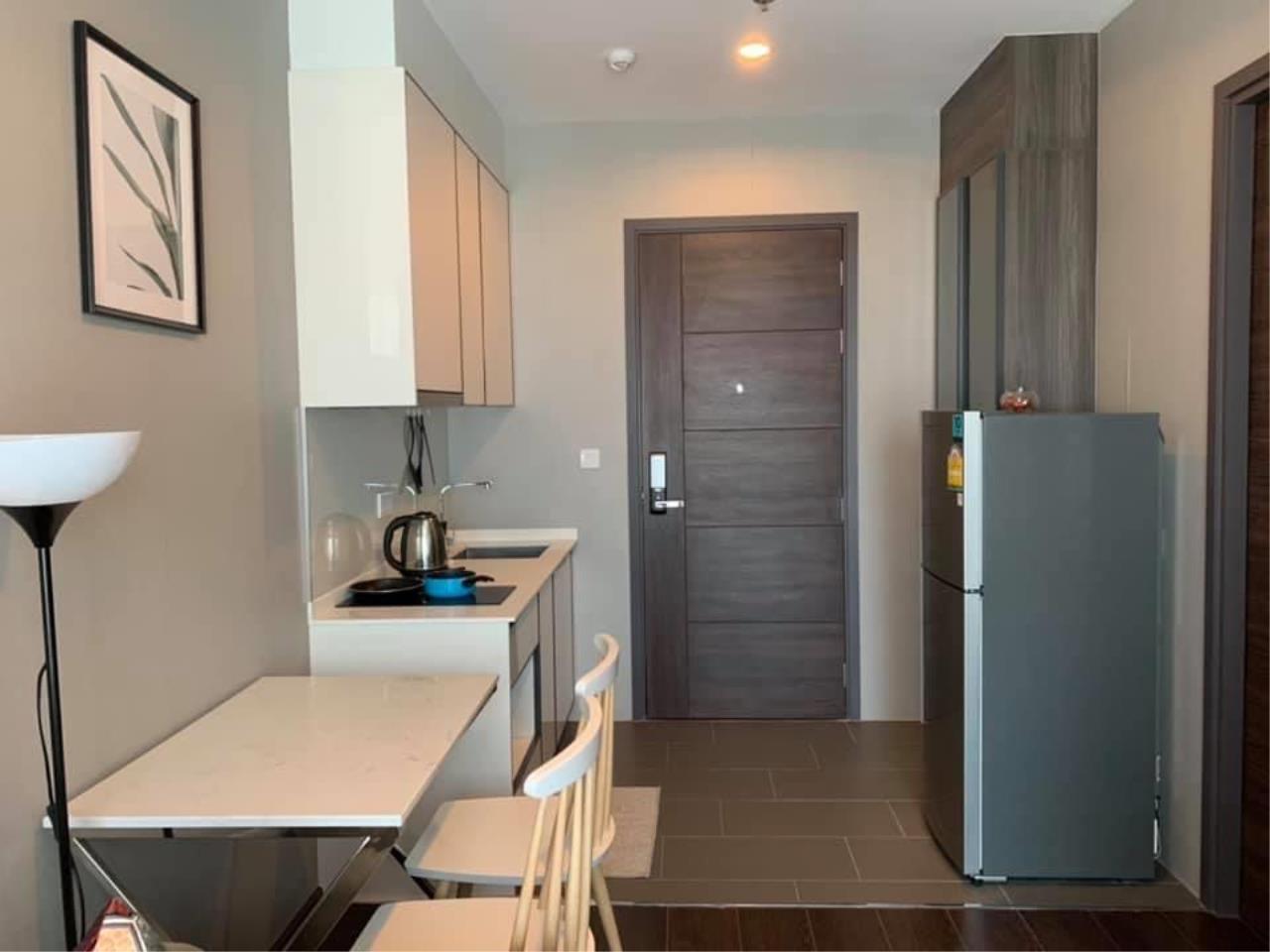 Agent - Phapayawarin Agency's C Ekkamai for Rent, 1 Bedroom 1 Bathroom, 32 Sq.m., BTS Ekkamai   4