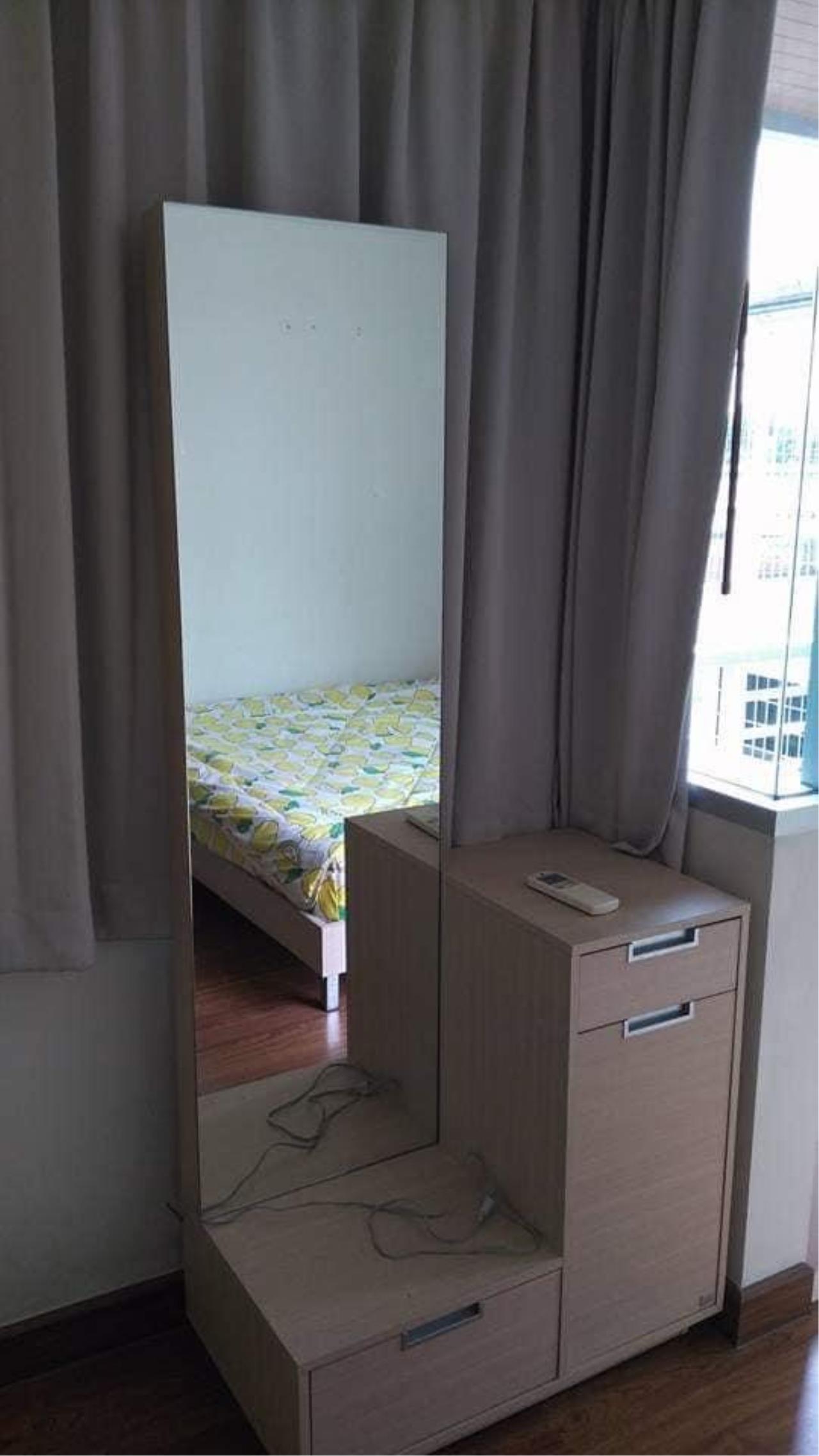 Agent - Phapayawarin Agency's Wish @ Siam for Rent, 1 Bedroom 1 Bathroom, 36 Sq.m., BTS Ratchathewi 2