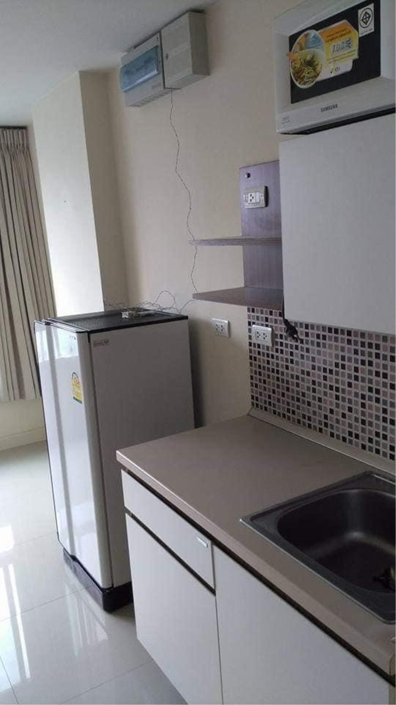 Agent - Phapayawarin Agency's Wish @ Siam for Rent, 1 Bedroom 1 Bathroom, 36 Sq.m., BTS Ratchathewi 5