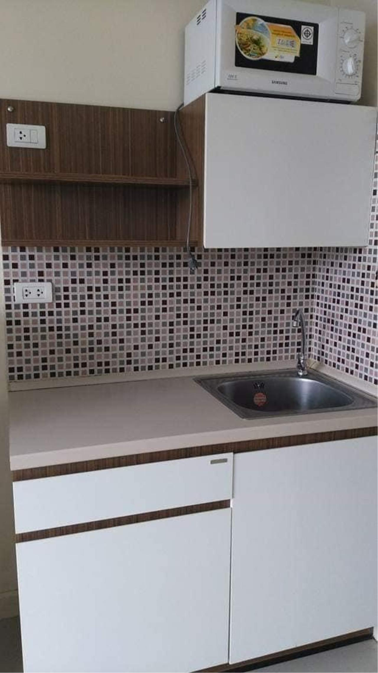 Agent - Phapayawarin Agency's Wish @ Siam for Rent, 1 Bedroom 1 Bathroom, 36 Sq.m., BTS Ratchathewi 6