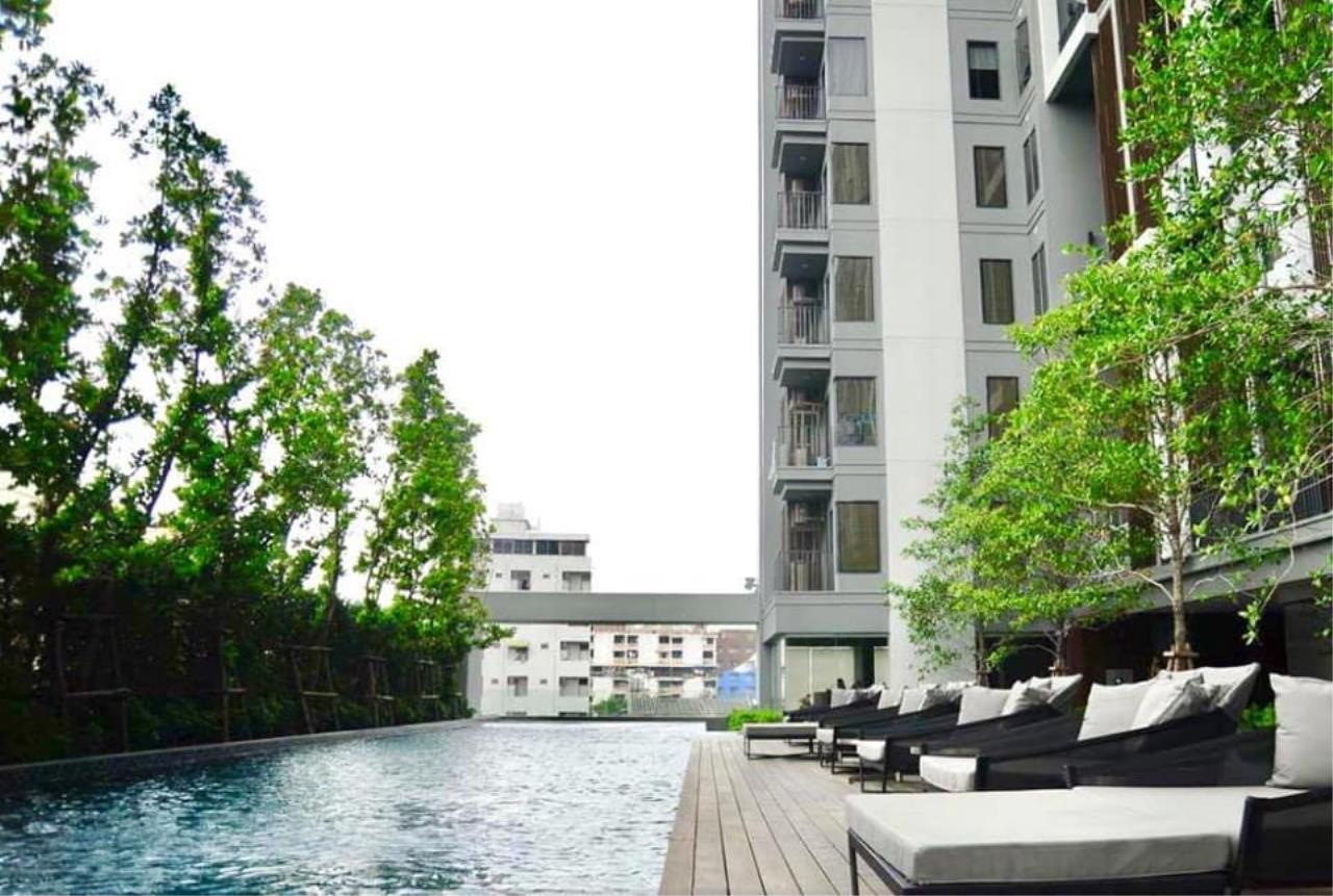 Agent - Phapayawarin Agency's Onyx Phaholyothin for Rent, 1 Bedroom 1 Bathroom, 31 Sq.m., BTS Saphan Khwai 14