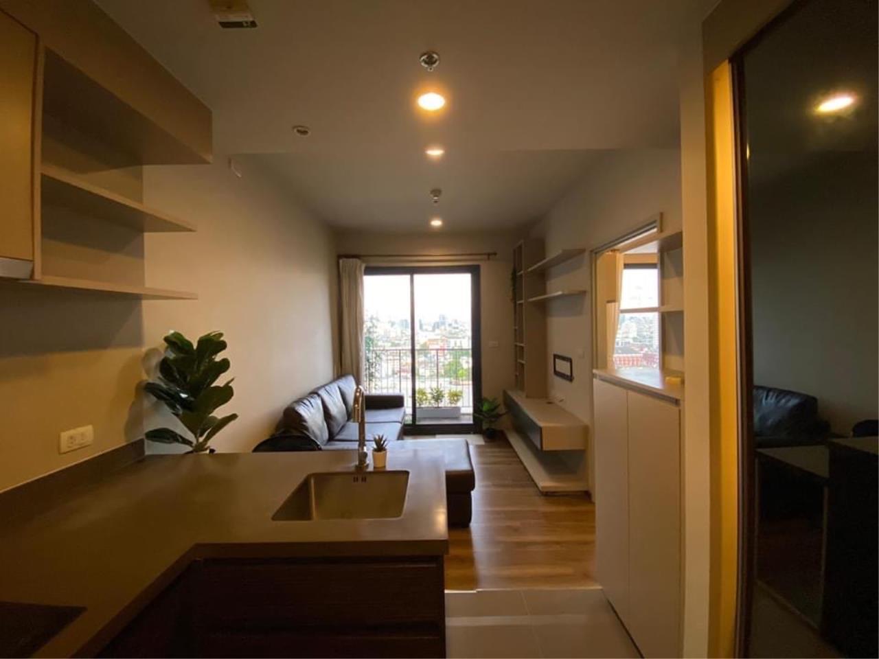 Agent - Phapayawarin Agency's Onyx Phaholyothin for Rent, 1 Bedroom 1 Bathroom, 31 Sq.m., BTS Saphan Khwai 2