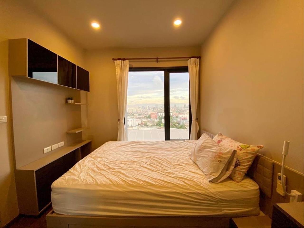 Agent - Phapayawarin Agency's Onyx Phaholyothin for Rent, 1 Bedroom 1 Bathroom, 31 Sq.m., BTS Saphan Khwai 3