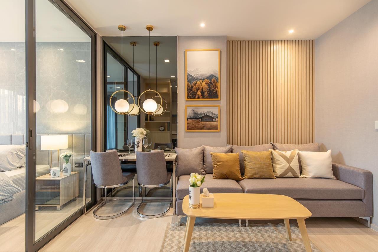 Agent - Phapayawarin Agency's Life One Wireless for Rent, 1 Bedroom 1 Bathroom, 35 Sq.m., BTS Phloenchit 1