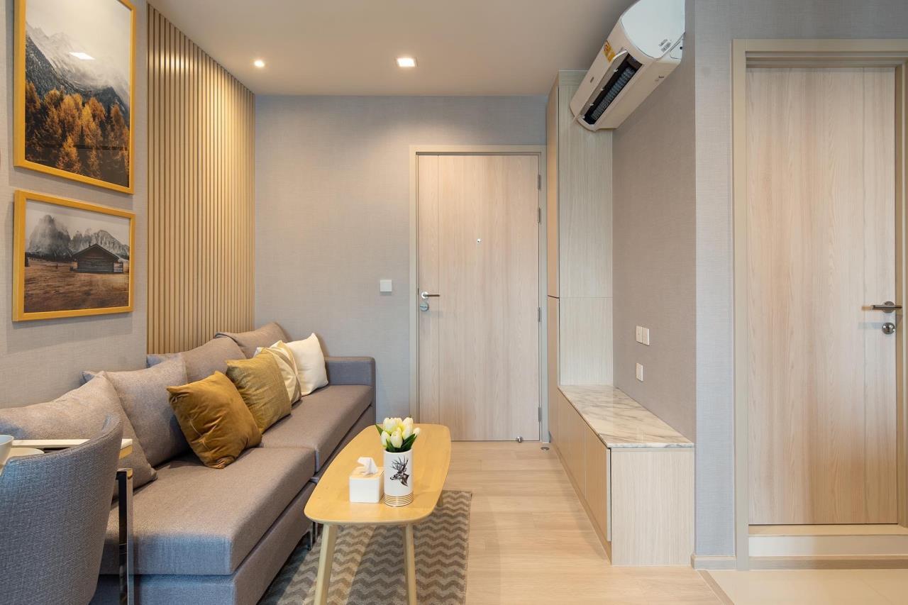 Agent - Phapayawarin Agency's Life One Wireless for Rent, 1 Bedroom 1 Bathroom, 35 Sq.m., BTS Phloenchit 2