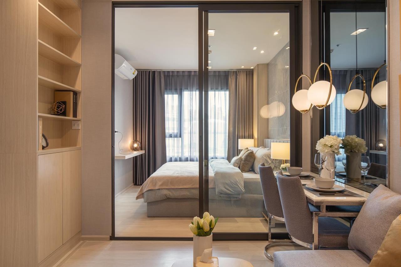 Agent - Phapayawarin Agency's Life One Wireless for Rent, 1 Bedroom 1 Bathroom, 35 Sq.m., BTS Phloenchit 3