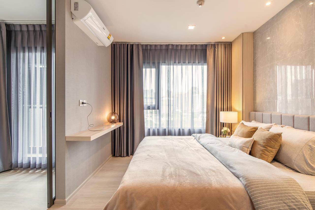 Agent - Phapayawarin Agency's Life One Wireless for Rent, 1 Bedroom 1 Bathroom, 35 Sq.m., BTS Phloenchit 6