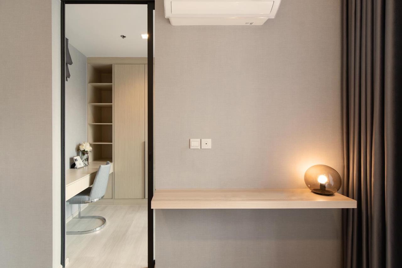 Agent - Phapayawarin Agency's Life One Wireless for Rent, 1 Bedroom 1 Bathroom, 35 Sq.m., BTS Phloenchit 8