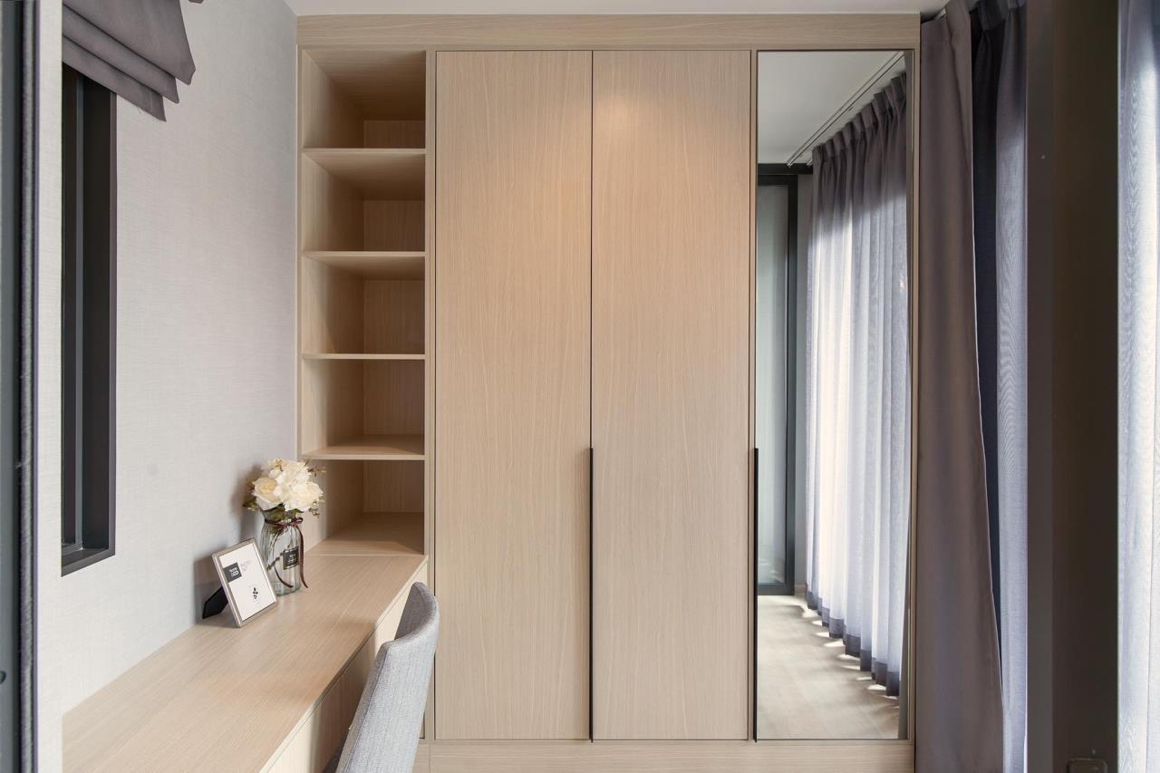 Agent - Phapayawarin Agency's Life One Wireless for Rent, 1 Bedroom 1 Bathroom, 35 Sq.m., BTS Phloenchit 9