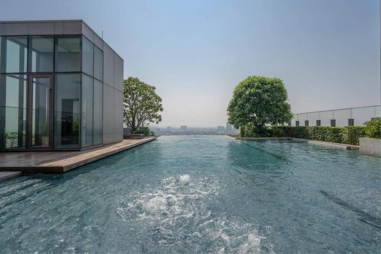 Agent - Phapayawarin Agency's The Bangkok Sathorn for Rent, 2 Bedrooms 2 Bathrooms, 130 Sq.m., BTS Surasak 16