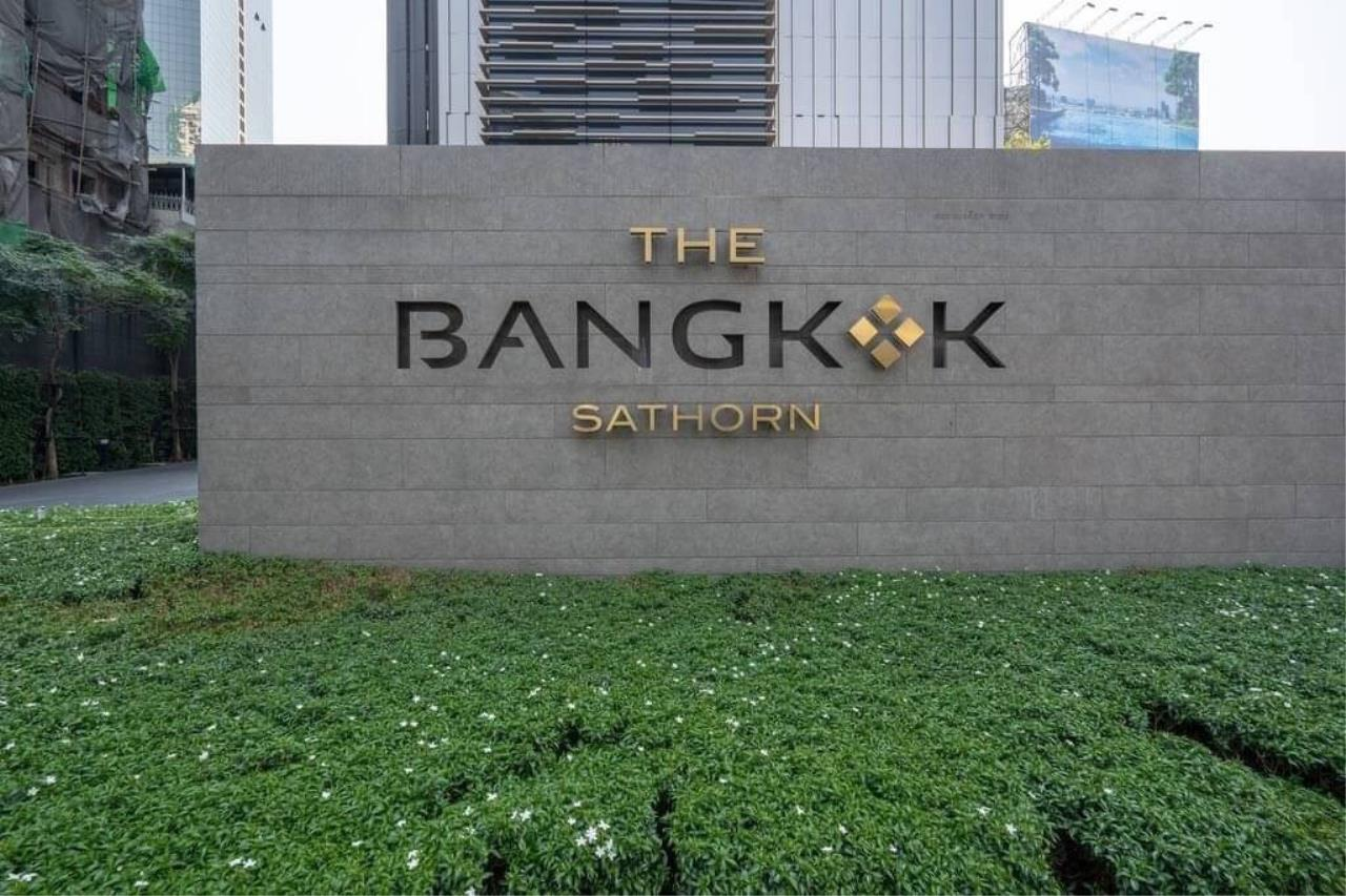 Agent - Phapayawarin Agency's The Bangkok Sathorn for Rent, 2 Bedrooms 2 Bathrooms, 130 Sq.m., BTS Surasak 18
