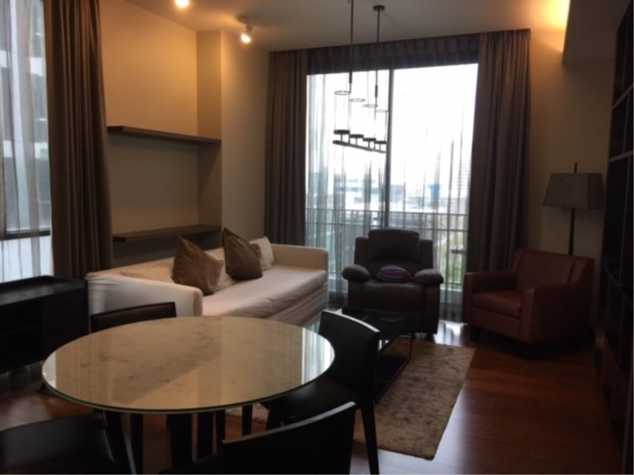 Agent - Mayteekul Sujirapinyokul Agency's AC11090418 For Rent Condo Quattro by Sansiri Thonglor BTS Thonglor 8