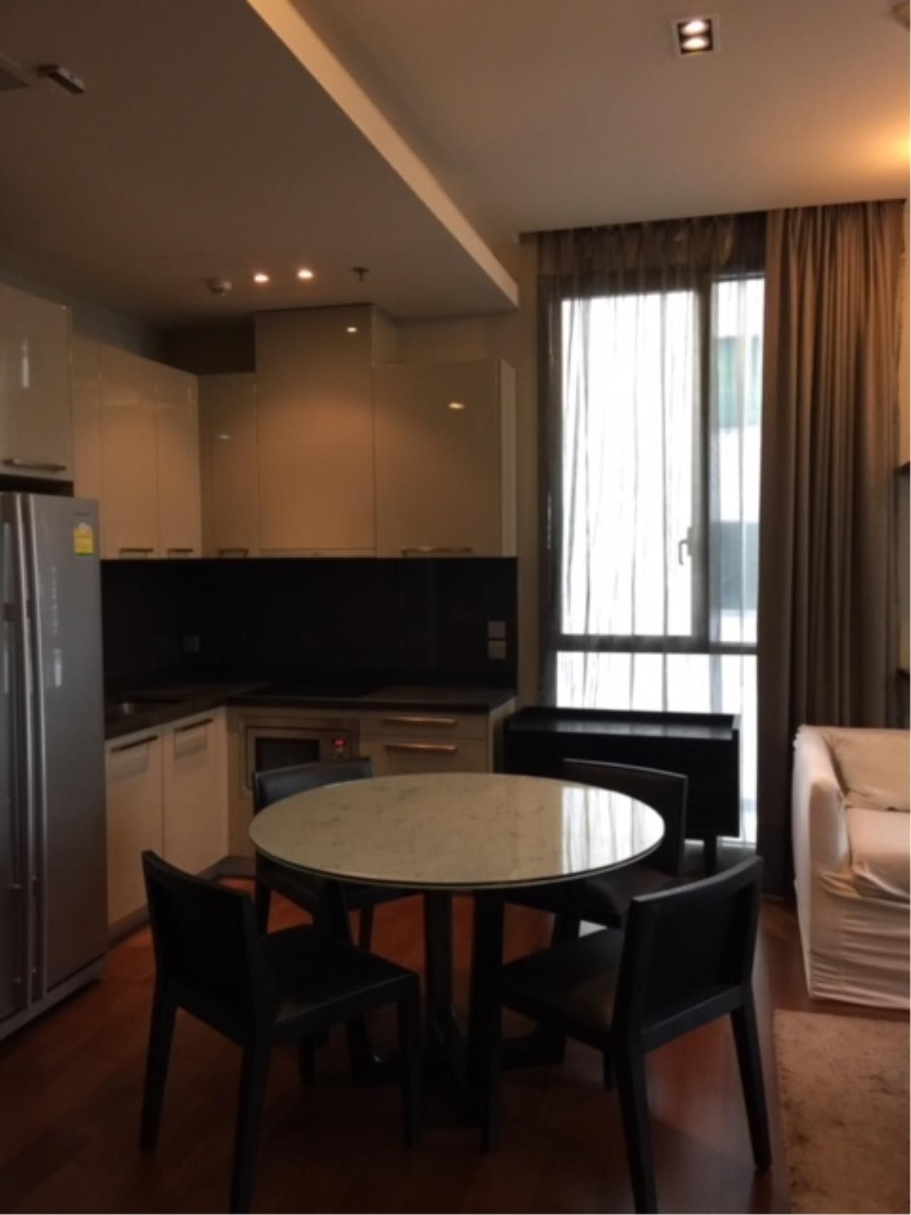 Agent - Mayteekul Sujirapinyokul Agency's AC11090418 For Rent Condo Quattro by Sansiri Thonglor BTS Thonglor 7