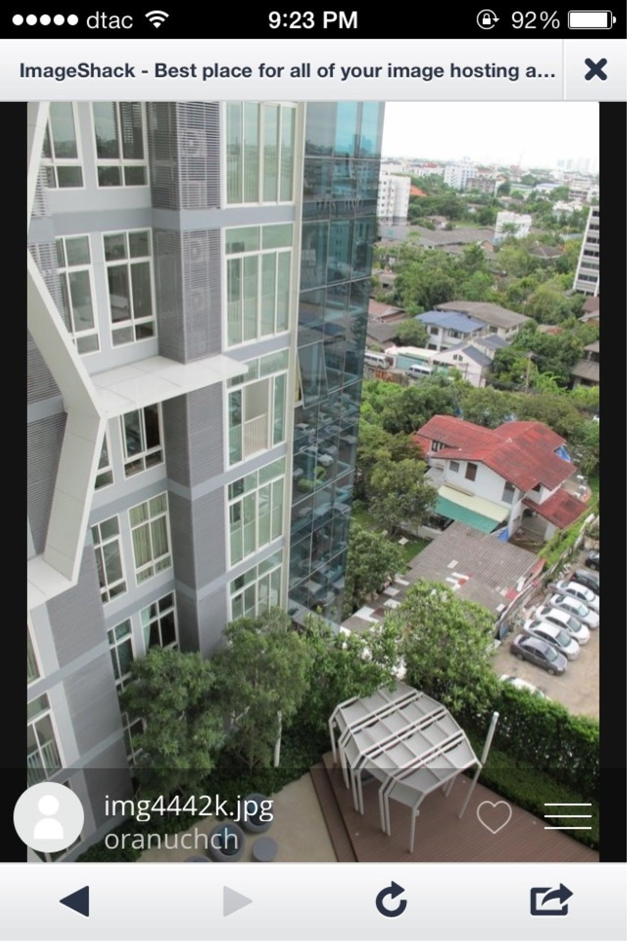 Agent - Mayteekul Sujirapinyokul Agency's AC11250418 For Rent Ideo Verve Ratchaprarop 7