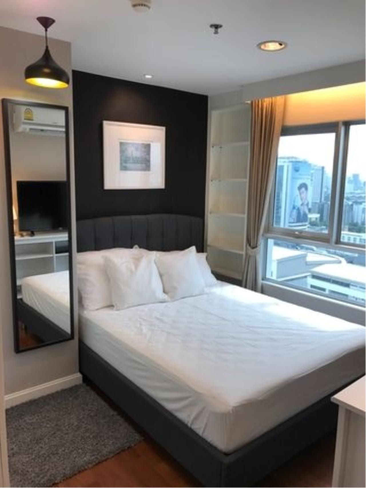 Agent - Mayteekul Sujirapinyokul Agency's AC14120918 For Rent  Condo Belle Grand Rama 9 Condominium 6