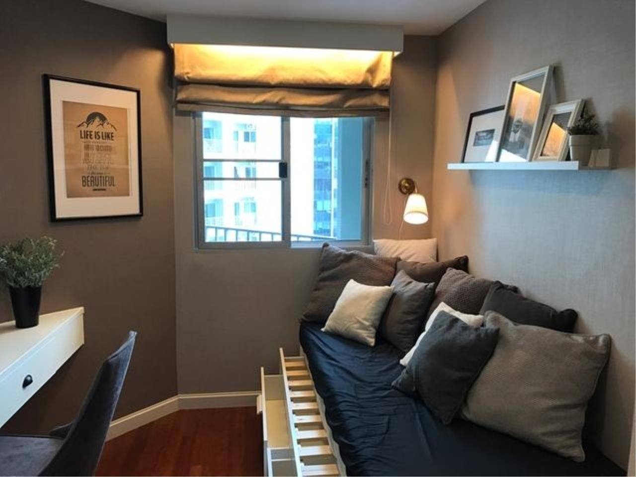 Agent - Mayteekul Sujirapinyokul Agency's AC14120918 For Rent  Condo Belle Grand Rama 9 Condominium 3